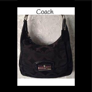 Authentic Coach Kristen Hobo Style Purse